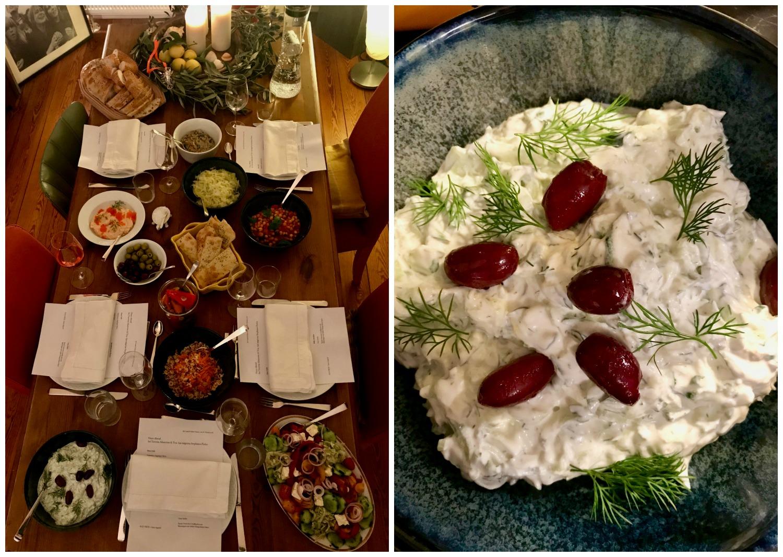 Ein Abend in der Taverna von Stephanos Pavlos   Stevan Paul